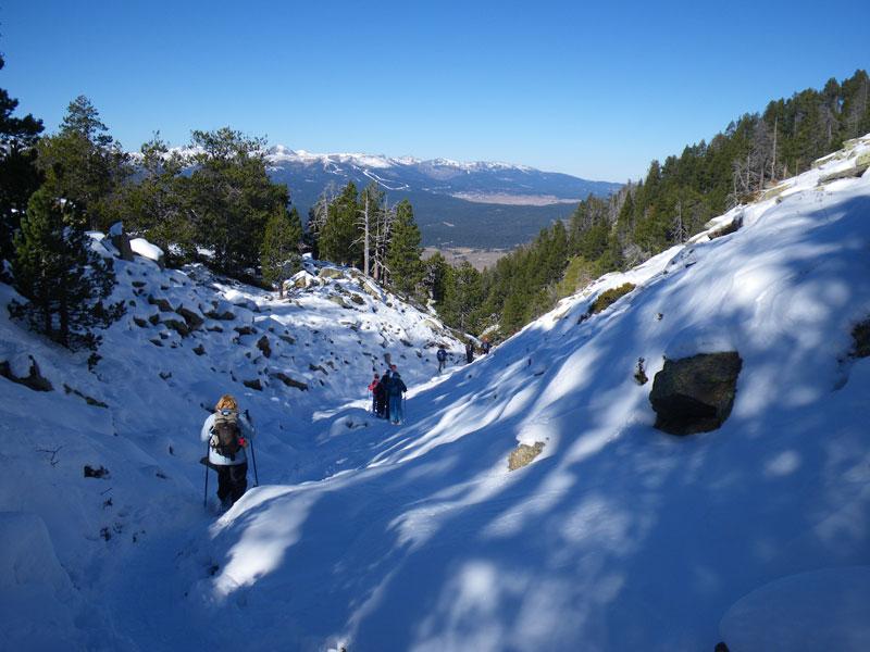 Altiplano Pyrénéens: Cerdagne et Capcir – 525€ – 6 jours / 5 nuits