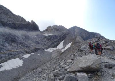 Ascension au sommet du Mont Perdu par la voie normale – 275€ – 3 jours / 2 nuits