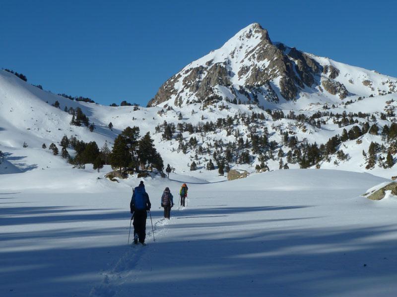 Haute Vallée d'OSSAU et  Vallée de TENA – 545€ – 6 jours / 5 nuits