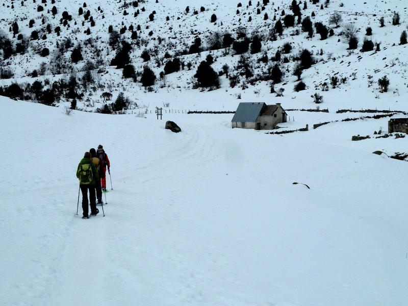 La Vallée de Benasque – Aux pieds des géants des Pyrénees- 555€ – 6 jours / 5 nuits